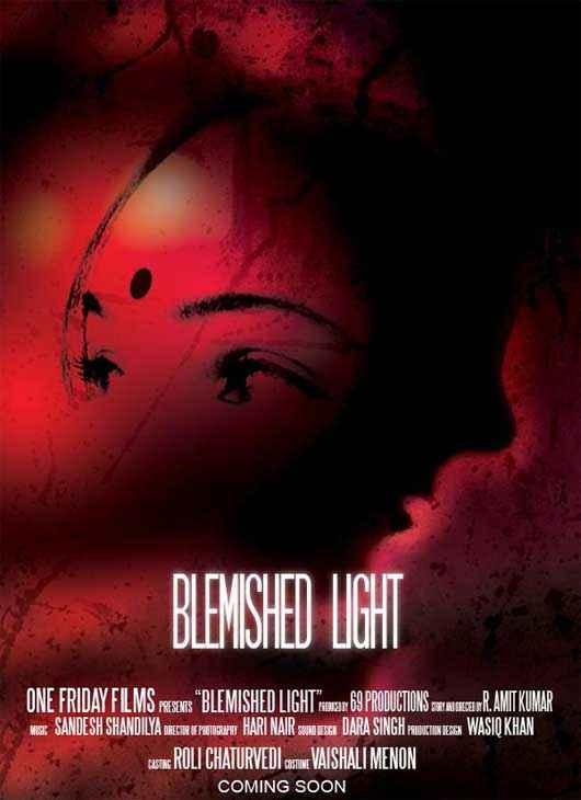 Blemished Light Poster