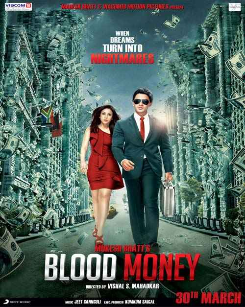 Blood Money Photos Poster