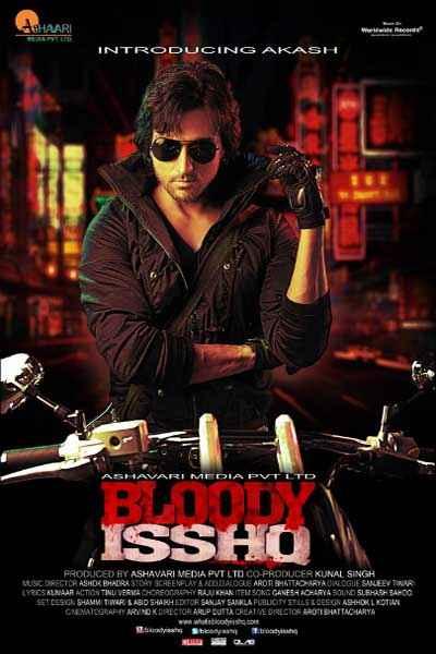 Bloody Isshq Akash Poster