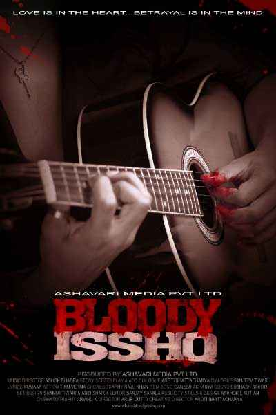 Bloody Isshq Images Poster