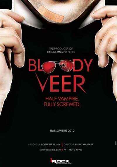 Bloody Veer  Poster