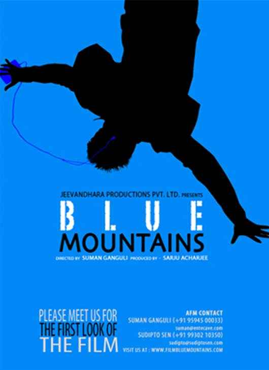 Blue Mountains First Look Poster