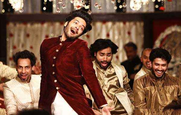 Bobby Jasoos Arjan Bajwa Dance Stills