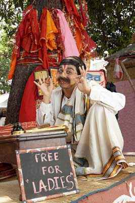 Bobby Jasoos Vidya Balan As Astrologer Stills