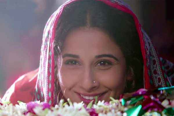 Bobby Jasoos Vidya Balan Pink Suit Wallpaper Stills