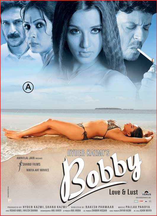 Bobby Love And Lust Poster