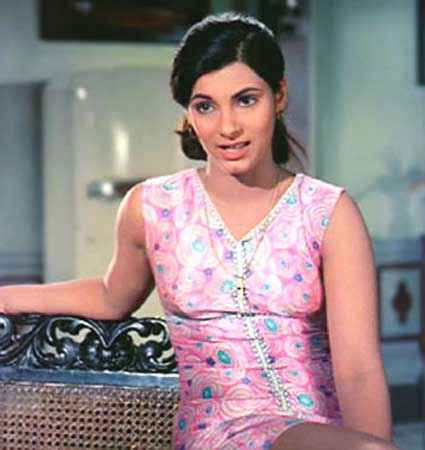 Bobby Dimple Kapadia Hot Night Dress Stills