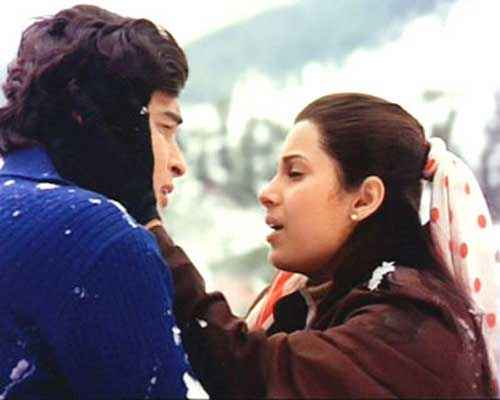 Bobby Rishi Kapoor Dimple Kapadia Love Pic Stills