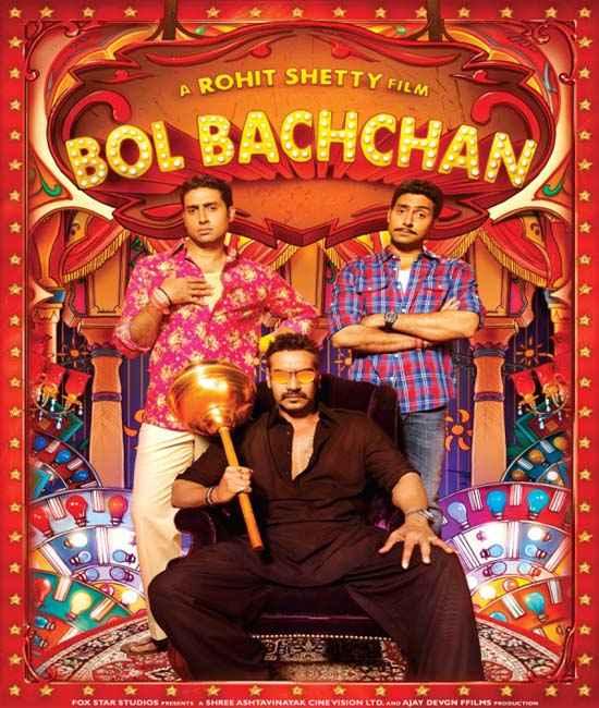 Bol Bachchan  Poster
