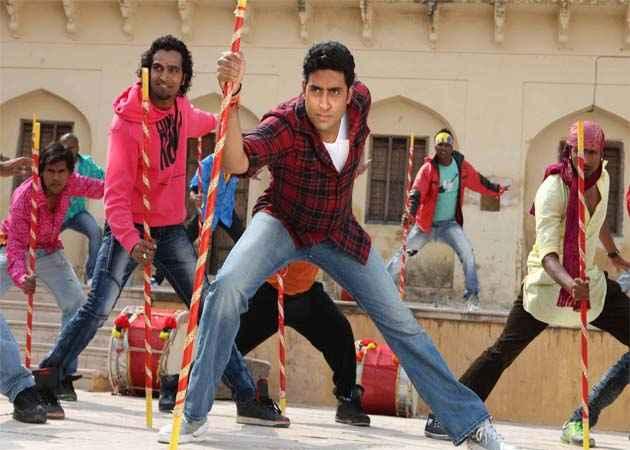 Bol Bachchan Abhishek Bachchan Stills