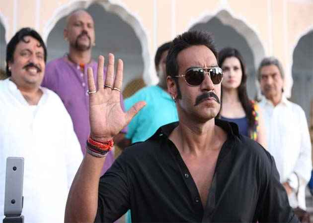 Bol Bachchan Ajay Devgan Stills