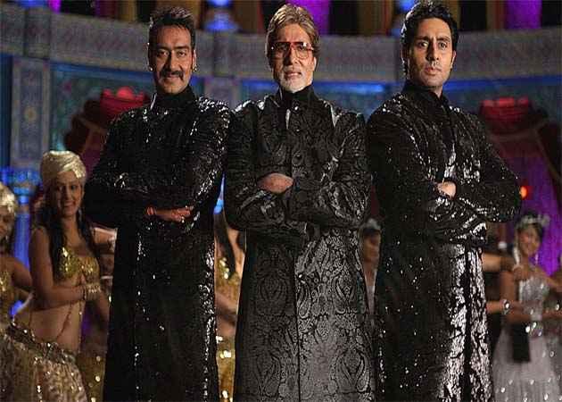 Bol Bachchan Amitabh Bachchan Stills