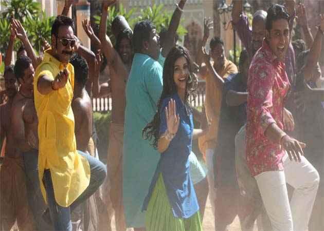 Bol Bachchan  Stills