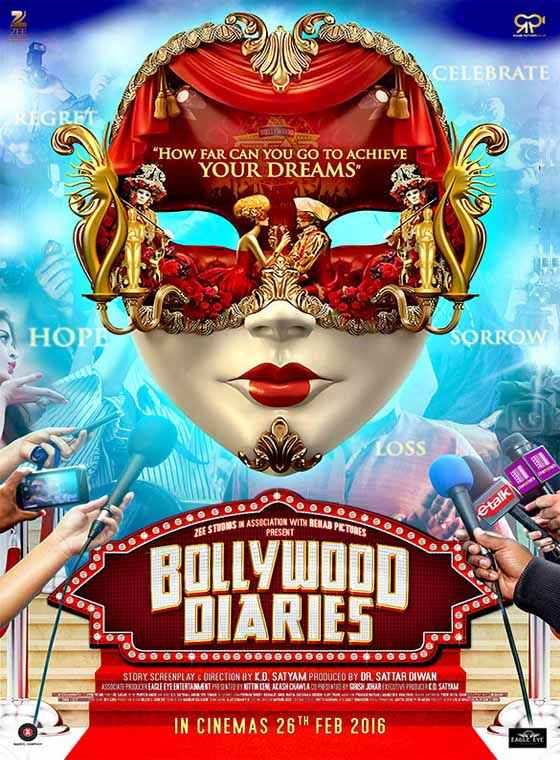 Bollywood Diaries Image Poster