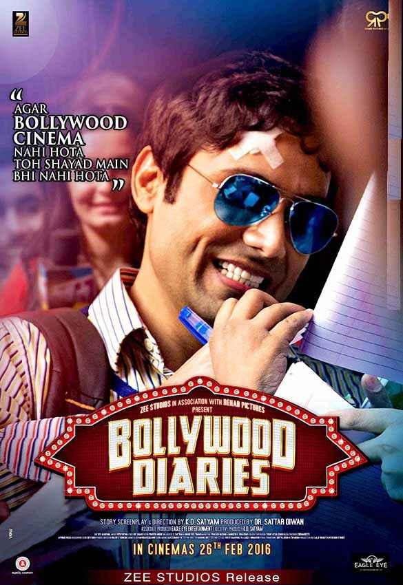 Bollywood Diaries Salim Diwan HD Wallpaper Poster