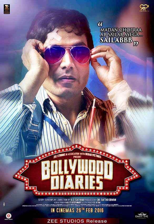 Bollywood Diaries Salim Diwan Poster