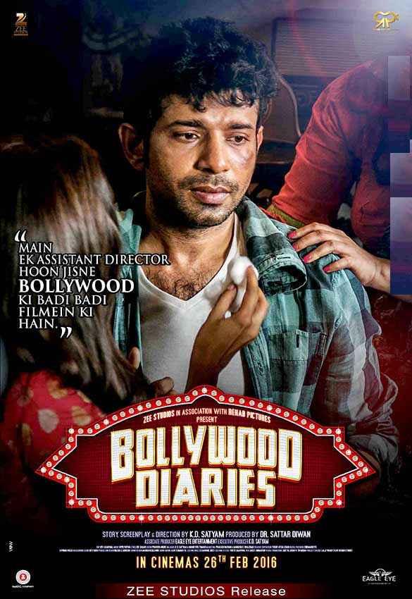 Bollywood Diaries Vineet Kumar Poster