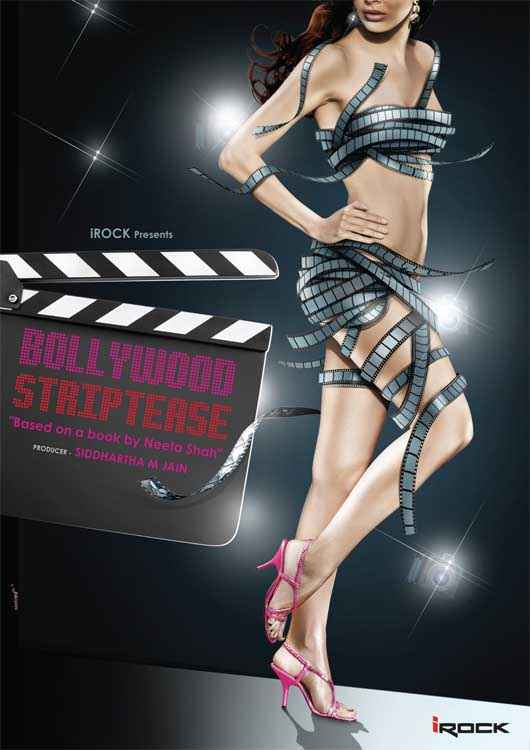 Bollywood Striptease Poster