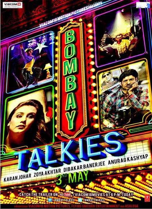 Bombay Talkies Poster
