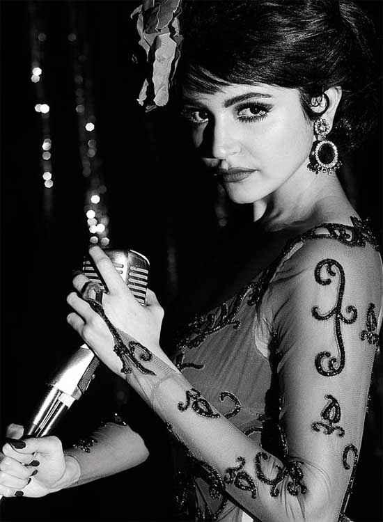 Bombay Velvet Anushka Sharma As Rosie First Look Stills