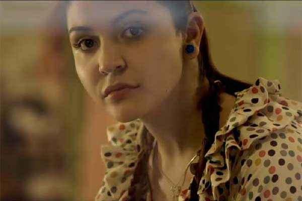 Bombay Velvet Anushka Sharma Cute Face Stills