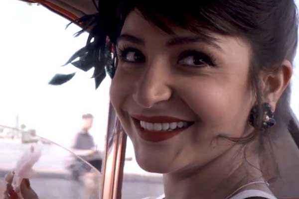 Bombay Velvet Anushka Sharma Cute Smile Stills