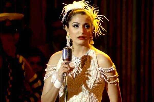 Bombay Velvet Anushka Sharma Singing Song Stills