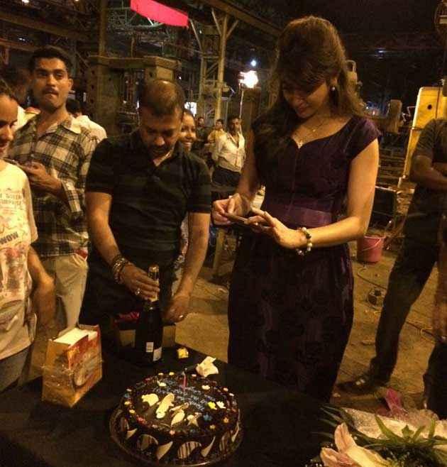 Bombay Velvet Anushka Sharma Stills
