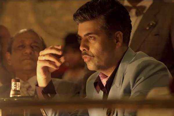 Bombay Velvet Karan Johar First Look Stills