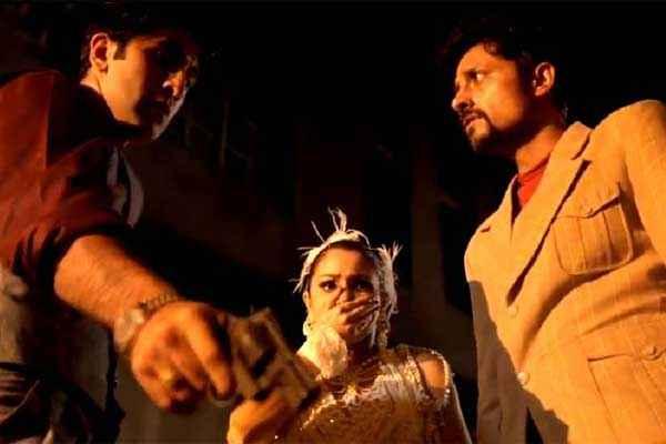 Bombay Velvet Ranbir Kapoor Anushka Sharma Acting Scene Stills