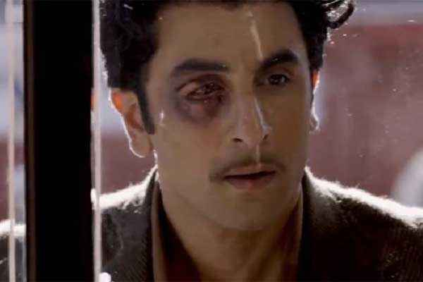 Bombay Velvet Ranbir Kapoor Eyes Look Stills