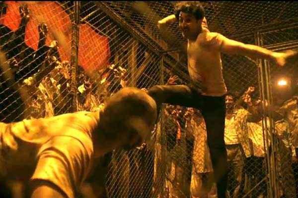 Bombay Velvet Ranbir Kapoor Fighting Stills