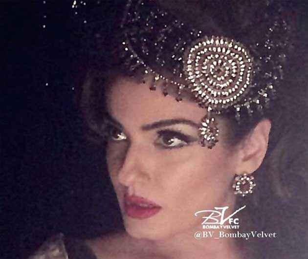 Bombay Velvet raveena andon Stills