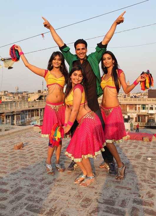Boss Akshay Kumar Dance Scene Stills