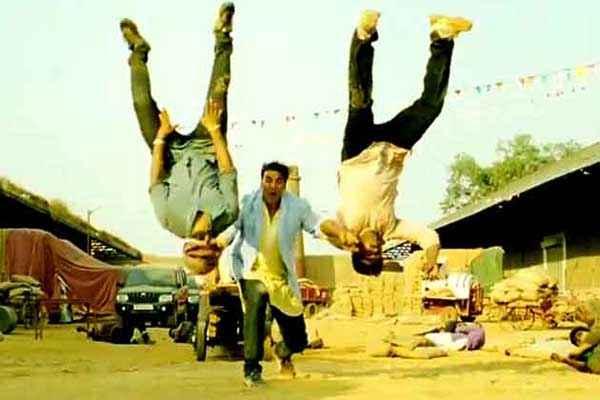 Boss Akshay Kumar in Action Scene Stills