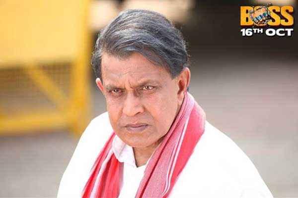 Boss Mithun Chakraborty Pics Stills