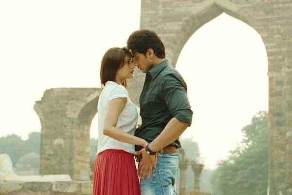 Boss Shiv Pandit Aditi Rao Hydari Romantic Pics Stills