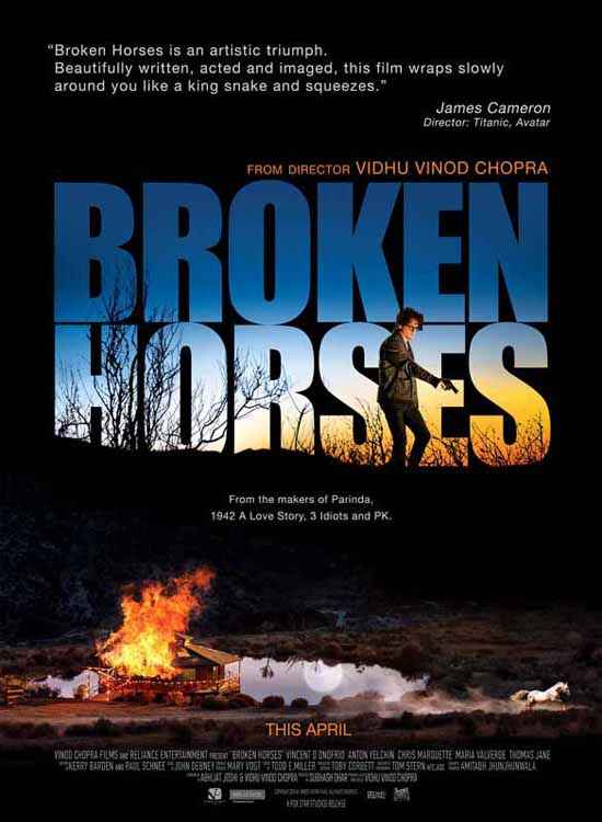 Broken Horses Poster