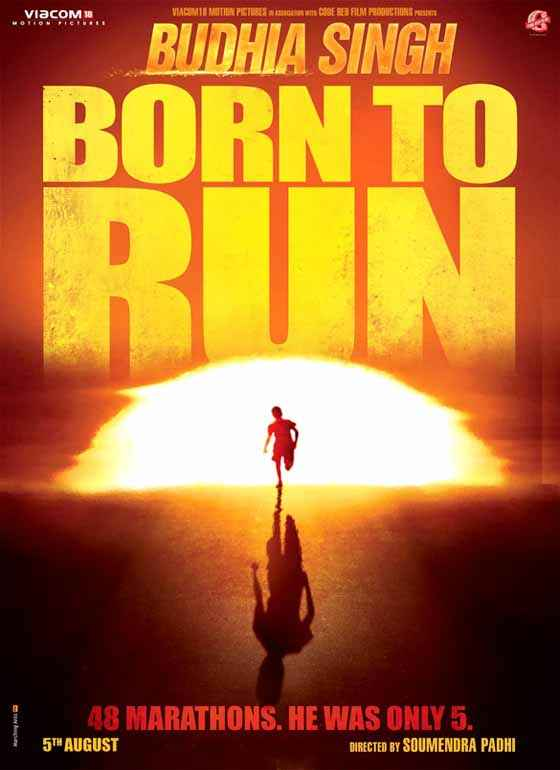 Budhia Singh - Born To Run Poster