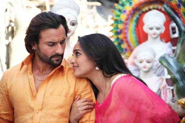 Bullett Raja Star Cast Saif Ali Khan Sonakshi Sinha Good Chemistry