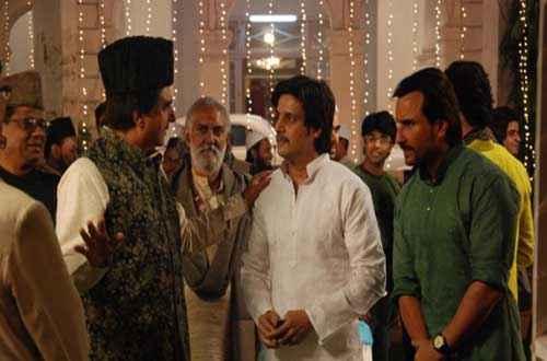 Bullett Raja Raj Babbar Jimmy Sheirgill Saif Ali Khan Stills