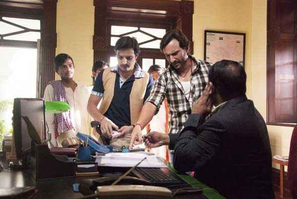 Bullett Raja Saif Ali Khan Jimmy Sheirgill Pic Stills