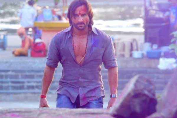 Bullett Raja Saif Ali Khan Photo Stills