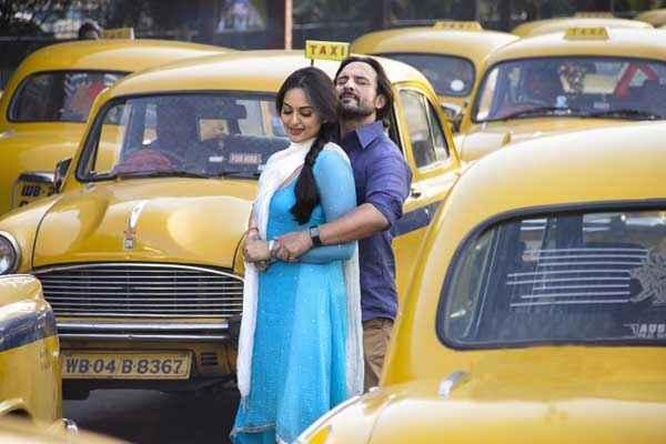 Bullett Raja Saif Ali Khan Sonakshi Sinha Romance Stills