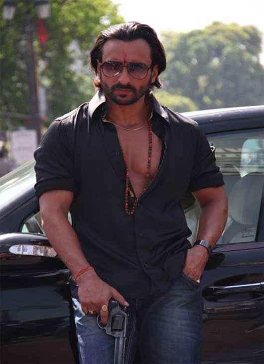 Bullett Raja Saif Ali Khan Stills