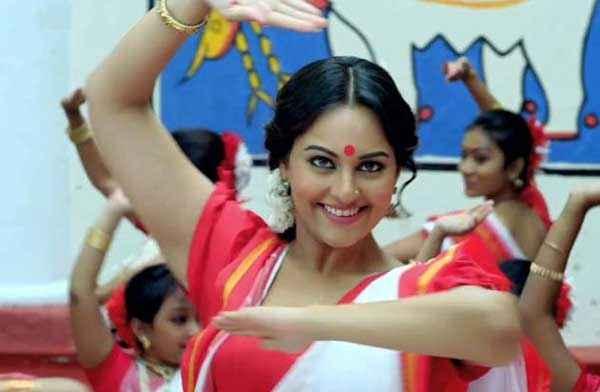 Bullett Raja Sonakshi Sinha Photo Stills