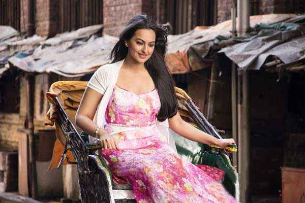 Bullett Raja Sonakshi Sinha Wallpaper Stills