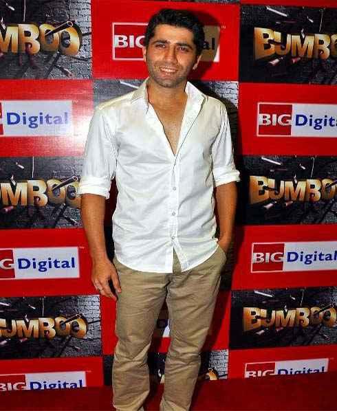 Bumboo Star Cast Sumit Kaul