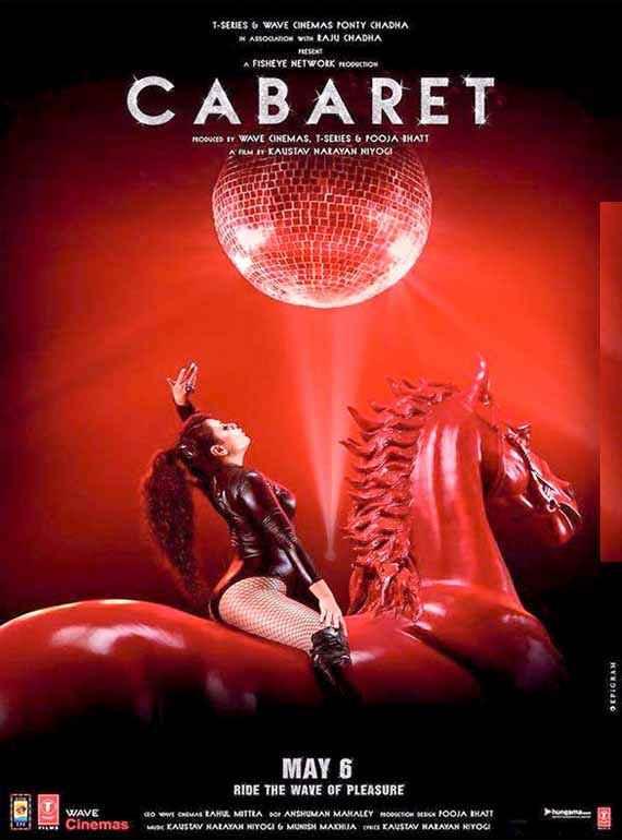 Cabaret Hot Poster