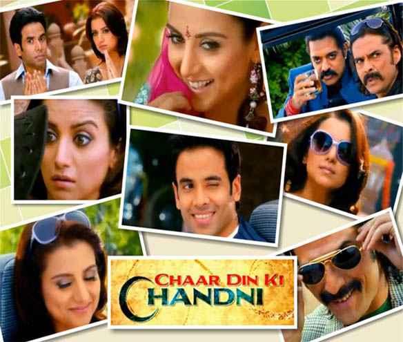 Chaar Din Ki Chandni image poster